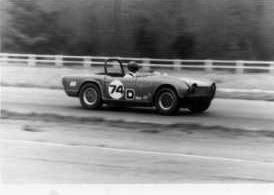 Virginia International Raceway 1967 Fahrer Buzz Marcus