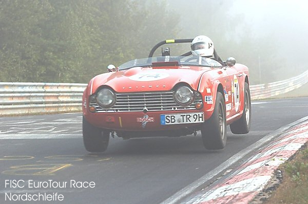 Nordschleife 2006 - FISC EuroTour - 8th Eifel Mountains Classic